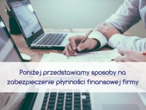 płynność finansowa