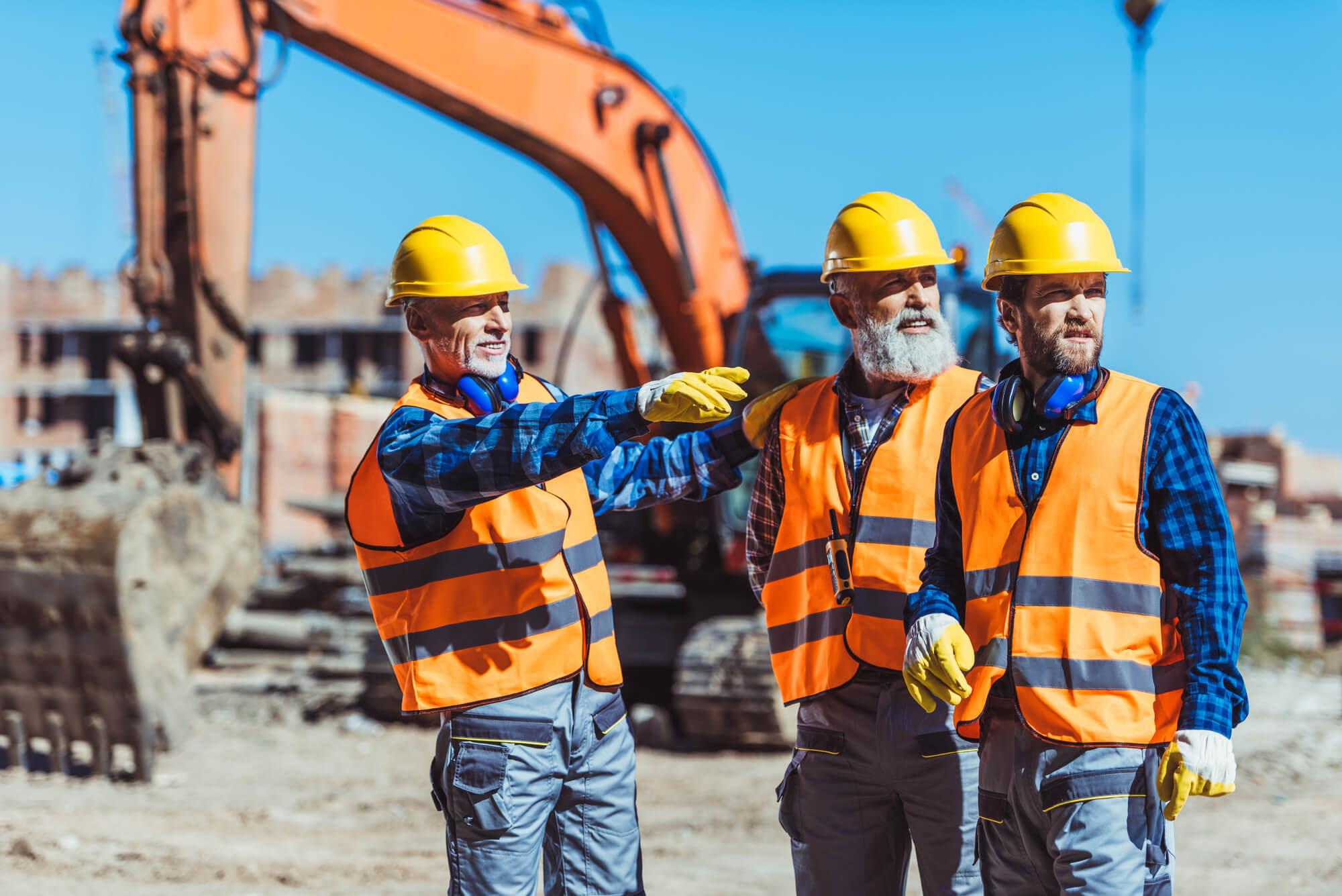 Wyzwania firm z branży budowlanej