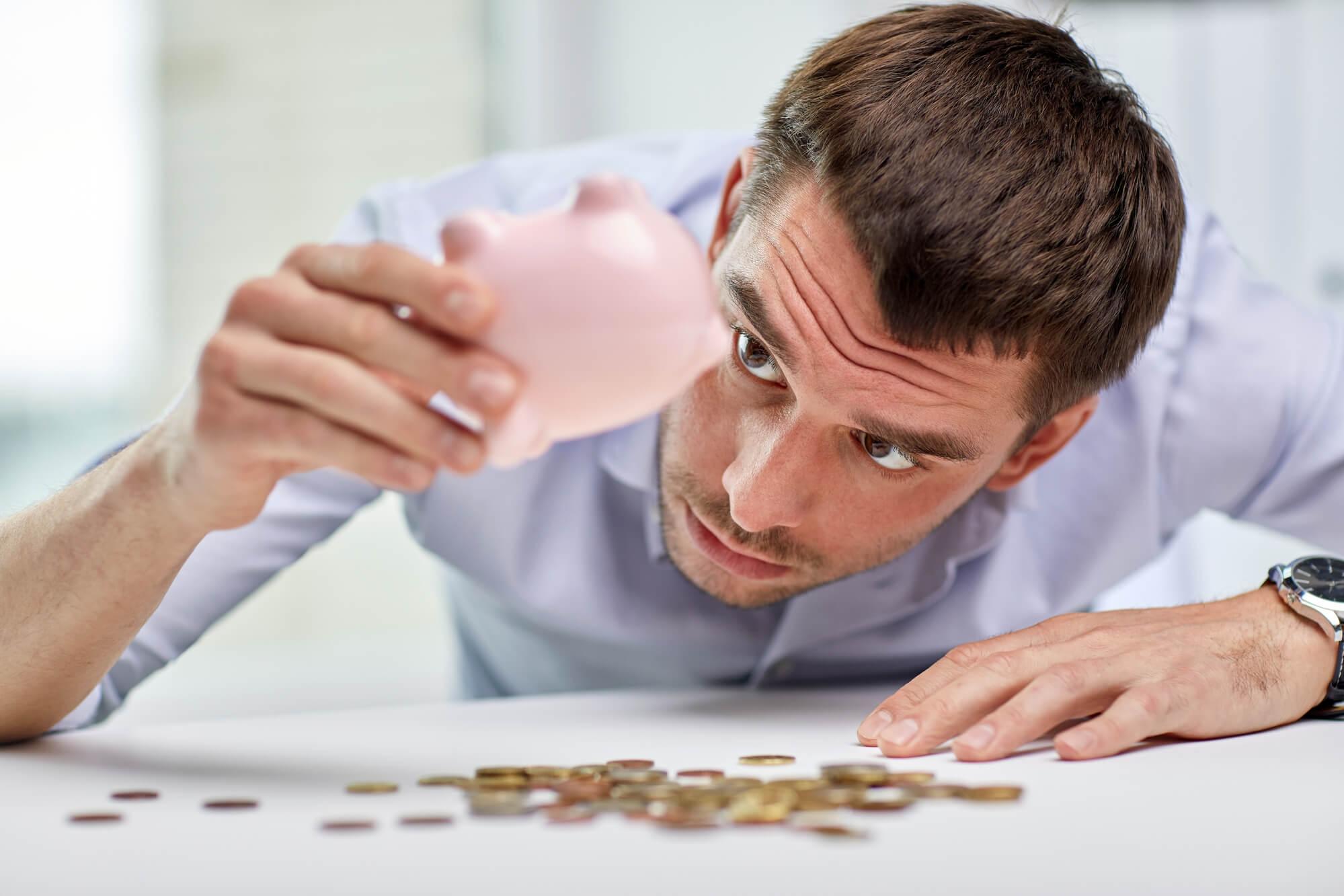 Mikroprzedsiębiorcom coraz trudniej o kredyt.
